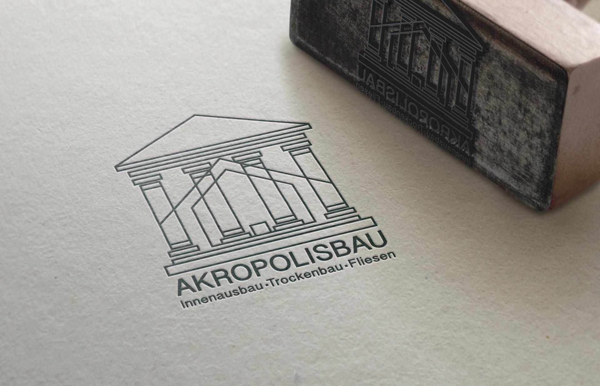 Akropolisbau
