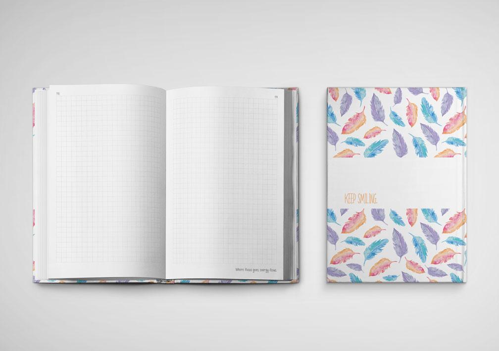 Notizbuch / Bullet Journal